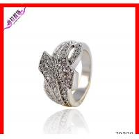 Quality Fashion Personalized Rings Jewelry Made In Korea for sale