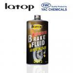 Quality Car Aerosol Spray Paint High Performance Brake Fluid for Hydraulic Pressure Brake System  for sale