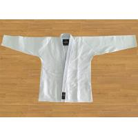 China Youth Brazilian Jiu Jitsu Uniform Custom Student Bjj Gi Jacket on sale