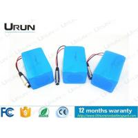 Quality Portable 12V Lithium Iron Samsung Rechargeable Battery For Electric Scooter for sale