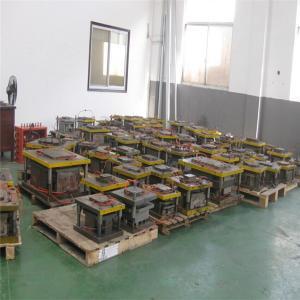 Quality High precision PRE / CAD Aluminum Foil Tray Mould various rims / multi compartment for sale