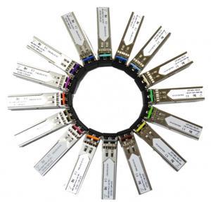Quality 100M / 1000M / 10G Fiber Optical Transceiver SFP / SFP+ / XFP Fiber Optical Network for sale