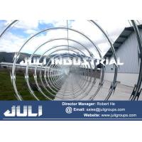 Quality supply high quality anti piracy product razor wire concertina barbed wire for sale