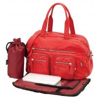 Quality 100% cotton Printing diaper bags for baby for sale