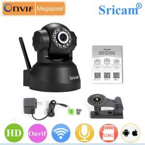 Quality Sricam SP012 P2P IP Camera Cmos sensor Free Video Call security cctv camera 3g live camera for sale