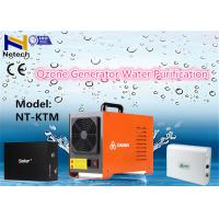 Quality 220V ozone generator water treatment 5000mg/Hr For Household Water Sterilizing for sale