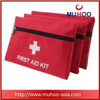 Quality Portable mini emergency medical organizer bag travel first aid kit for car for sale