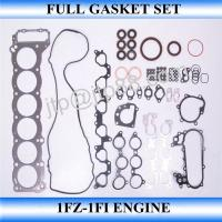 Quality 04111-66045 Auto Engine Gasket Set Overhauling 1FZ Full Gasket Set For Toyota for sale