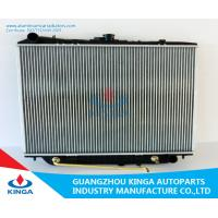 Quality 8943752755 / 8943752756 Isuzu Car Cooling Radiator For Trooper 1992 - 2002 AT for sale