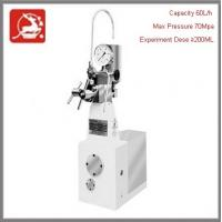 Quality Easily Operated Small Laboratory Homogenizer For 200ml Dose Experiment for sale