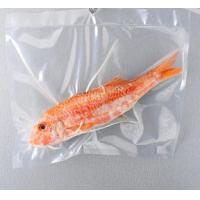 Quality Laminated Barrier Films and seafood packaging Vacuum Seal Food Bags, frozen fish bag for sale