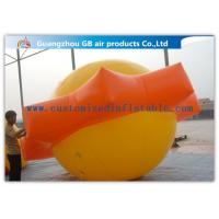 Quality Helium Balloon Inflatable Saturn Planet Balloon For Commercial Exhibition for sale