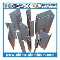 Quality Powder Coating Roller Shutter Doors Aluminium Profile for sale
