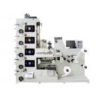 Quality Industrial Paper Flexo Printing Machine 5 Colours RY-320 For Paper Feeding / Drying for sale