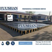 Quality China Manufacture PVC Oil Spill Containment Berm for sale