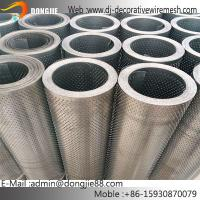 Quality Decorative Metal Perforated Sheets Wire Mesh for sale