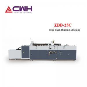 China Eco-Friendly Glue Book Binding Machine/Easy Maintance on sale