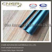 Quality Carbon fiber tube, ID 24 mm twill weave carbon fibre rod, carbon fiber pole, matte and glossy finish for sale