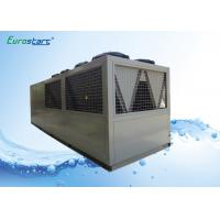 Plating Area Large Chiller Screw Industrial Chiller Units 100 Ton R407C