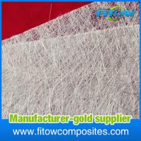 Quality Alkali resistant glass fibre/e-glass/fiber glass chopped strand mat for boat hull/automobile parts/bathroom fixtures for sale