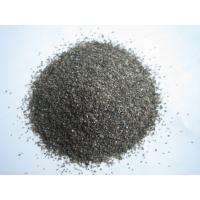 China Brown/White/Black fused alumina for refractory material and manufacturing grinding on sale