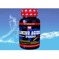 China Muscle Mass Supplements Amino Acids Protein Supplements 180 Capsules on sale