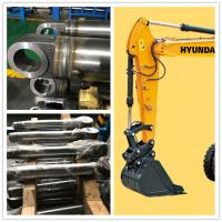 Quality Replacement Custom Hydraulic Cylinders / Front End Loader Cylinders for sale