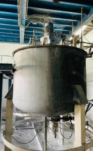 Quality Automatic AAC Panel Production Line-Aluminum powder mixer for sale