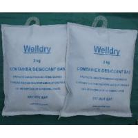 Quality Container Desiccant Bag for for The Shipping Container of Cocoa Beans or Coffee Beans for sale