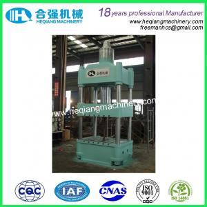 Quality Y32 New condition 500T Four-column Hydraulic Press, Hydraulic oil Press Machine for sale