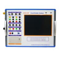 Quality GDGK-307 High Voltage Circuit Breaker Tester Analyzer GIS Mechanical tester for sale