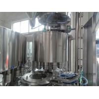Quality Aseptic Auto Juice Filling Machine , CSD Cans Filling Equipment for sale
