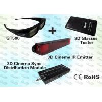 Quality 3D Education Pack with 3D IR Emitter and Stereo 3D Glasses for sale