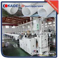 Plastic Pipe Extruder machine for PERT pipe 35m/min