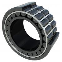 Quality 2rs PO P6 Brass Nylon cage Cylindrical roller bearings for agricultural machinery for sale