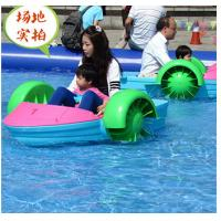 Buy cheap Custom One Person Kids Paddle Boat For Pond , Engineering Plastic Material from wholesalers