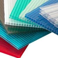Quality Soundproof Heat Insulation Light Weight Polycarbonate Hollow Sheet 4mm-30mm for sale