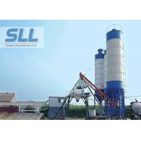 Quality Multi Function Wet Batching Plant Concrete Batching And Mixing Plant HZS35 for sale