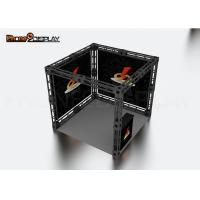 Quality Aluminum Frame Truss Trade Show Booth Custom Design With Dye Sublimation Printing for sale