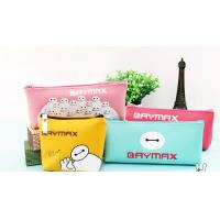 Quality durable pu leather pencil case/bag for sale