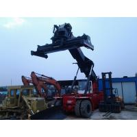 Quality Used CVS Ferrari F477 Reach stacker /45ton Reach stacke r/ Container Handler for sale