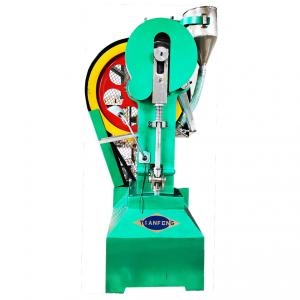 Quality THP25 25 Ton Eccentric 80mm Flower Basket Tablet Press for sale