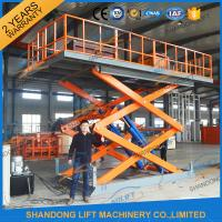 Quality 4.7M 3T Hydraulic Lift Table for sale