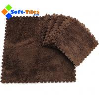 China EVA Carpet ( Plush ) Floor used for pet and living room, bed room , kids room outdoor on sale