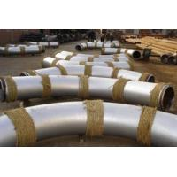 Quality Butt Welding Carbon Steel Galvanized Steel Tube Bends 5D ASME A106 Grade B for sale