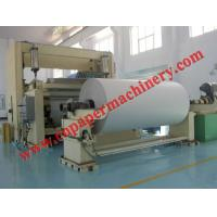 Quality Slitter Rewinder Of Paper Machine for sale
