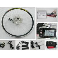 Quality Double - wall alloy rims spoke ebike conversion kits , 1 / 1 PAS bicycle electric conversion kit for sale