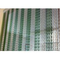 Quality decorative metal curtain with double hook for sale