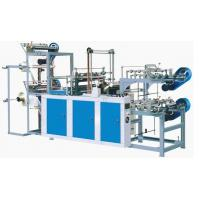 China LC-B1100 T-SHIRT BAG,FLAT BAG ROLLING BAG  MAKING MACHINE (with paper core) on sale