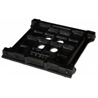China EN124 B125  Light Duty (Class B) Cast Iron Road Drain Access Covers With Frame 28kg From China on sale